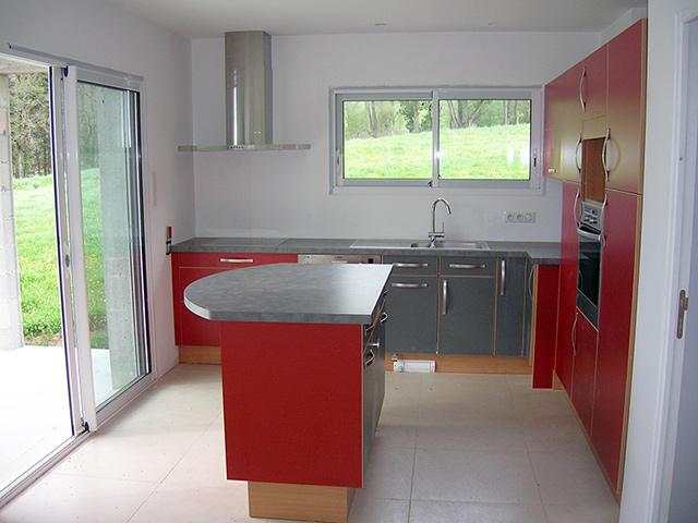 Osez la couleur rouge dans votre cuisine
