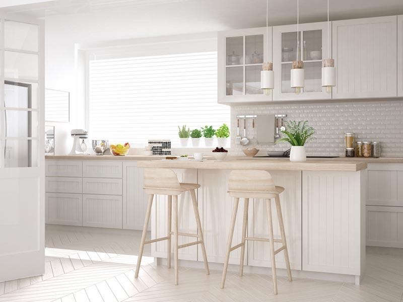 Nos conseils pour décorer une cuisine blanche