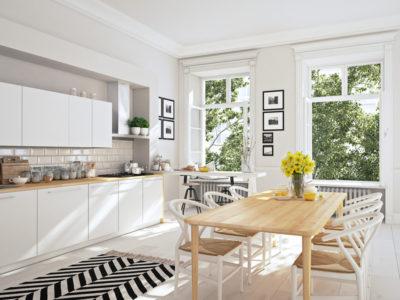Déco Scandinave dans votre cuisine