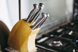 Range-couteaux - Rangements de cuisine