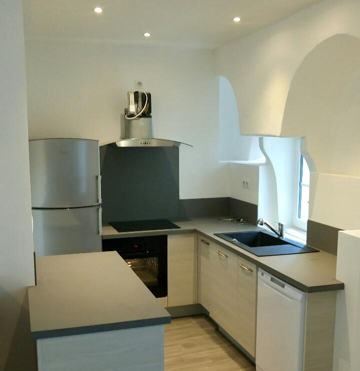 Rénovation d'une cuisine en urgence - Simon Mage