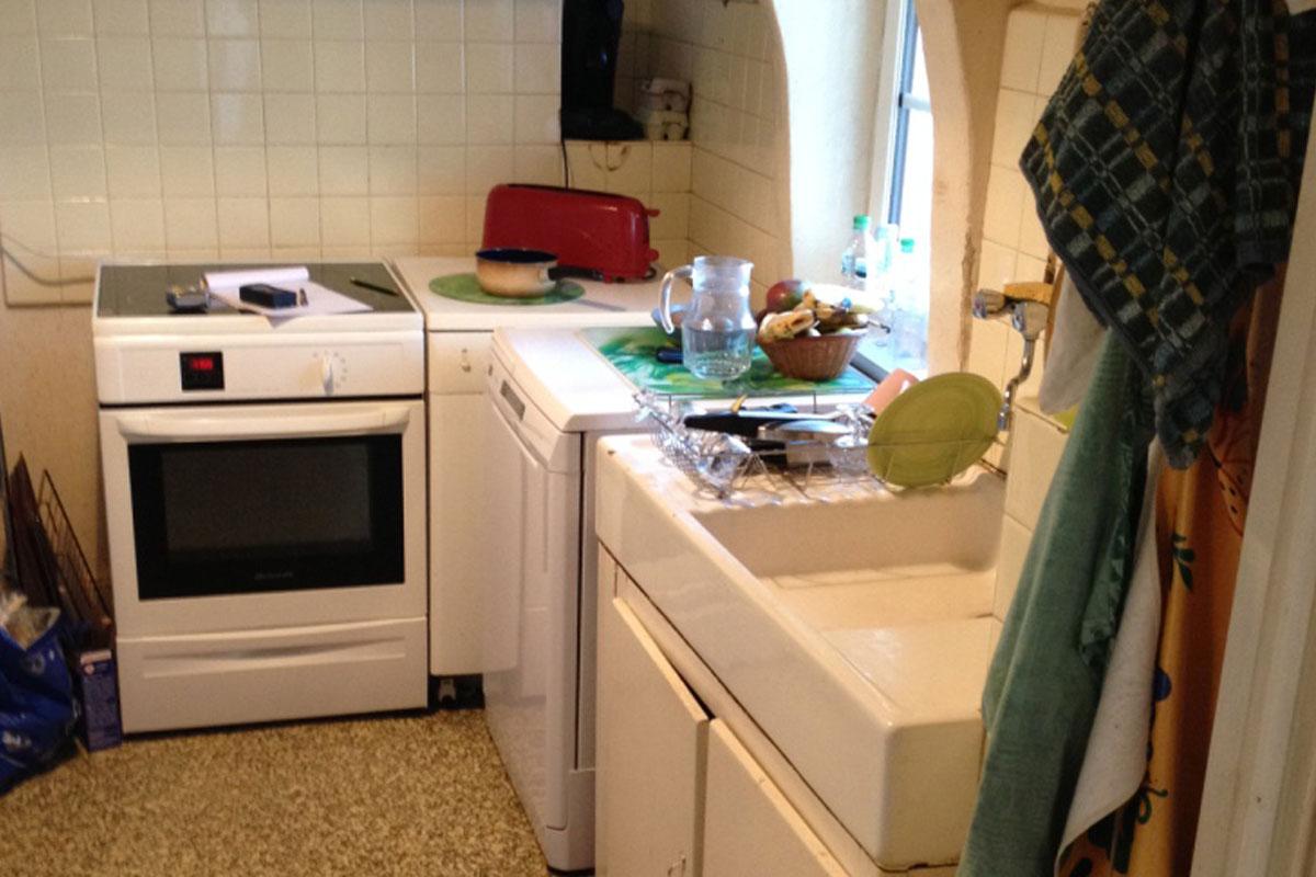 Réalisation de cuisine sur mesure