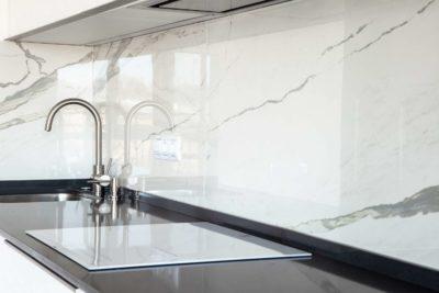 Le quartz pour une cuisine moderne